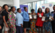 UNFPA Namibia Staff rally behind Standard Bank Namibia's Poverty Eradication Initiative